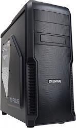 Carcasa Zalman Z3 Plus Black fara sursa Carcase
