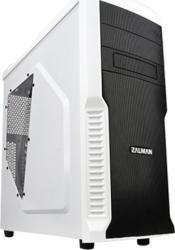 Carcasa Zalman Z3 Plus White Fara Sursa Carcase