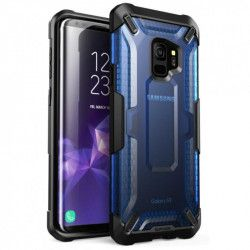 1c0c5e9635c Carcasa Supcase Unicorn Beetle Hybrid Clear Samsung Galaxy S9 Frost/Blue  Huse Telefoane