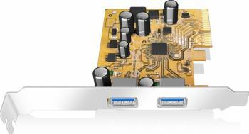 Card de expasiune Raidsonic Icy Box IB-U31-02 PCI-E 2x USB 3.1 Type A Accesorii