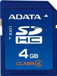 Card de Memorie ADATA SDHC 4GB Class4