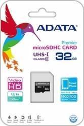 Card de memorie ADATA Premier microSDHC UHS-I U1 32GB Class10
