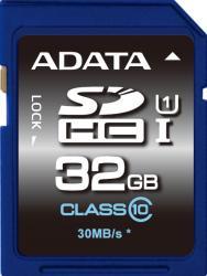 Card de memorie ADATA SDHC Ultra-High Speed 32GB Clasa 10