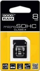 Card de Memorie Goodram microSDHC 2in1 Class4 8GB