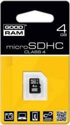 Card de Memorie Goodram microSDHC Class4 4GB