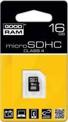 Card de Memorie Goodram microSDHC Class4 16GB