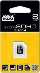 Card de Memorie Goodram microSDHC Class4 8GB