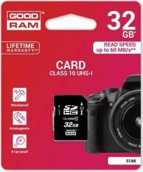 Card de Memorie Goodram SDHC UHS-I clasa 10 32GB Carduri Memorie