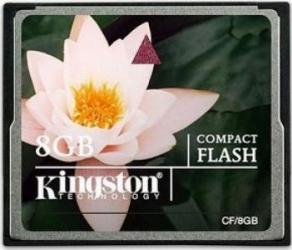 Card de Memorie Kingston Compact Flash 8GB