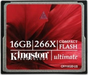 Card de Memorie Kingston Compact Flash Ultimate 266X 16GB