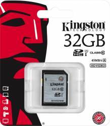 Card de Memorie Kingston SDHC 32GB Class10 Gen2 Video