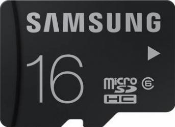 Card de Memorie Samsung microSDHC 16GB Clasa 6