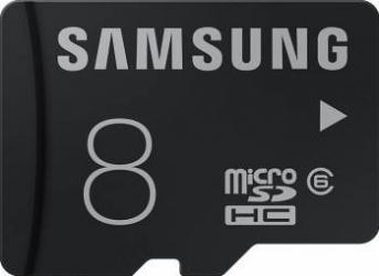 Card de Memorie Samsung microSDHC 8GB Clasa 6