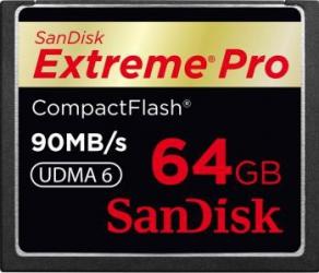 Card de Memorie SanDisk Compact Flash Extreme Pro 64GB