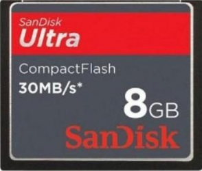 Card de Memorie SanDisk Compact Flash Ultra II 8GB