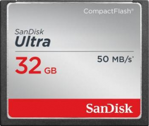 Card de Memorie SanDisk Ultra Compact Flash 32GB