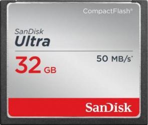 Card de Memorie SanDisk Ultra Compact Flash 32GB Carduri Memorie