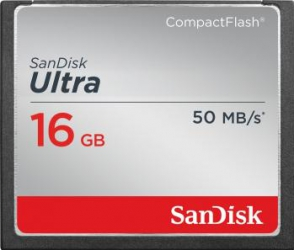 Card de Memorie SanDisk Ultra CompactFlash 16GB