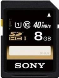 Card de memorie Sony SDHC SF8U 8GB Class10