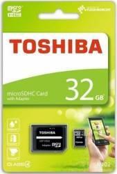 pret preturi Card de memorie Toshiba M102 microSDHC 32GB Clasa 4 + Adaptor SD