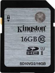 Card de Memoie Kingston SDHC 16 GB Class10 Gen2