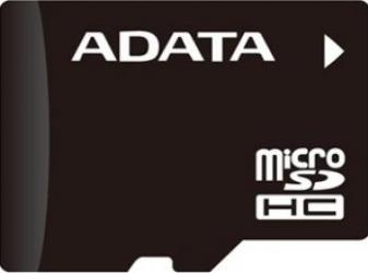 Card memorie ADATA microSDHC 8 GB Clasa 4