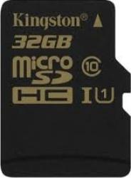 Card memorie Kingston Micro SDHC 32GB Clasa 10 UHS-I fara adaptor