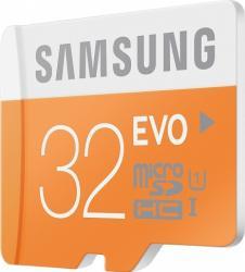Card memorie Samsung microSD EVO 32GB Clasa 10