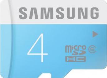 Card memorie Samsung Standard microSD 4GB Clasa 6