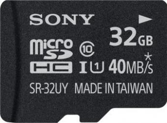 Card Memorie Sony microSDHC 32GB Class 10