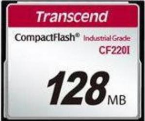 Card Memorie Transcend Industrial CF UDMA5 128MB Carduri Memorie