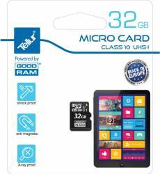 Card MicroSD Tellur 32GB Class 10 UHS-1 Carduri Memorie