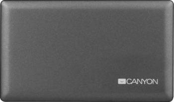 Card Reader extern Canyon All-In-One CNE-CARD2 Gri Cititoare de Carduri