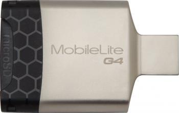 Card Reader extern Kingston MobileLite G4 USB 3.0 Cititoare de Carduri