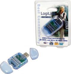Card Reader Extern LogiLink CR0015 Cititoare de Carduri