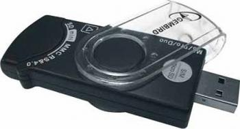 Card reader Gembird All In One USB2.0 Cititoare de Carduri