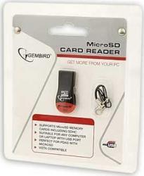 Card reader Extern Gembird FD2-MSD-1