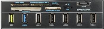 Card Reader Intern Enermax ECR501 5.25 inch Cititoare de Carduri
