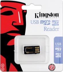 Card Reader Kingston MicroSD Gen 2 Cititoare de Carduri