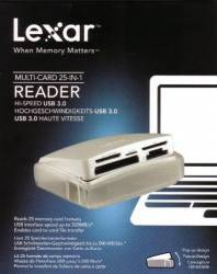 Card Reader Lexar 25 in 1 USB 3.0 Cititoare de Carduri