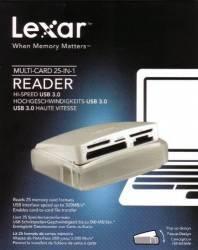 Card Reader Lexar 25 in 1 USB 3.0 Cititoare de Carduri
