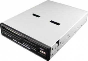Card Reader LogicLink CR0005C Negru Cititoare de Carduri