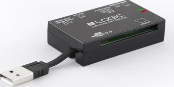 Card Reader Modecom Logic LCR-10 Cititoare de Carduri