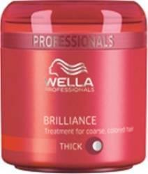 Masca de par Wella Brilliance for Thick Hair