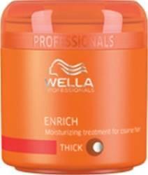 Masca de par Wella Enrich for Thick Hair