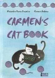 Carmens Cat Book - Ruxandra Diana Dragolea Carmen Andonie