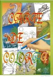 Carte de colorat - Ioan Neagu