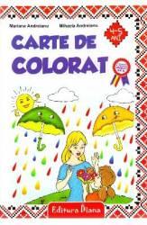 Carte de colorat - Mariana Andreianu Mihaela Andreianu
