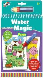 Carte de colorat Galt Water Magic La ferma Rechizite