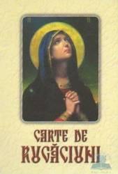 Carte de rugaciuni cu scris mare cartonata Agapis
